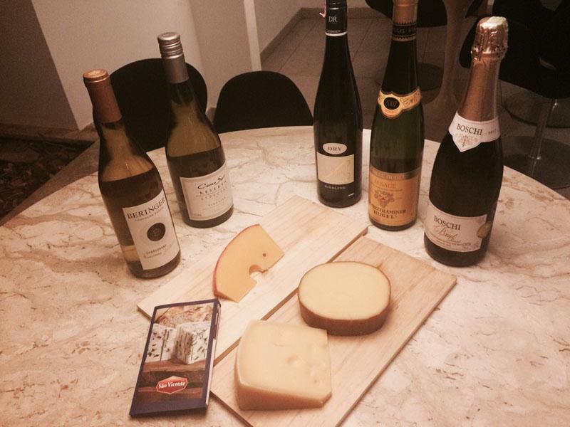 Queijos para harmonizar com vinho